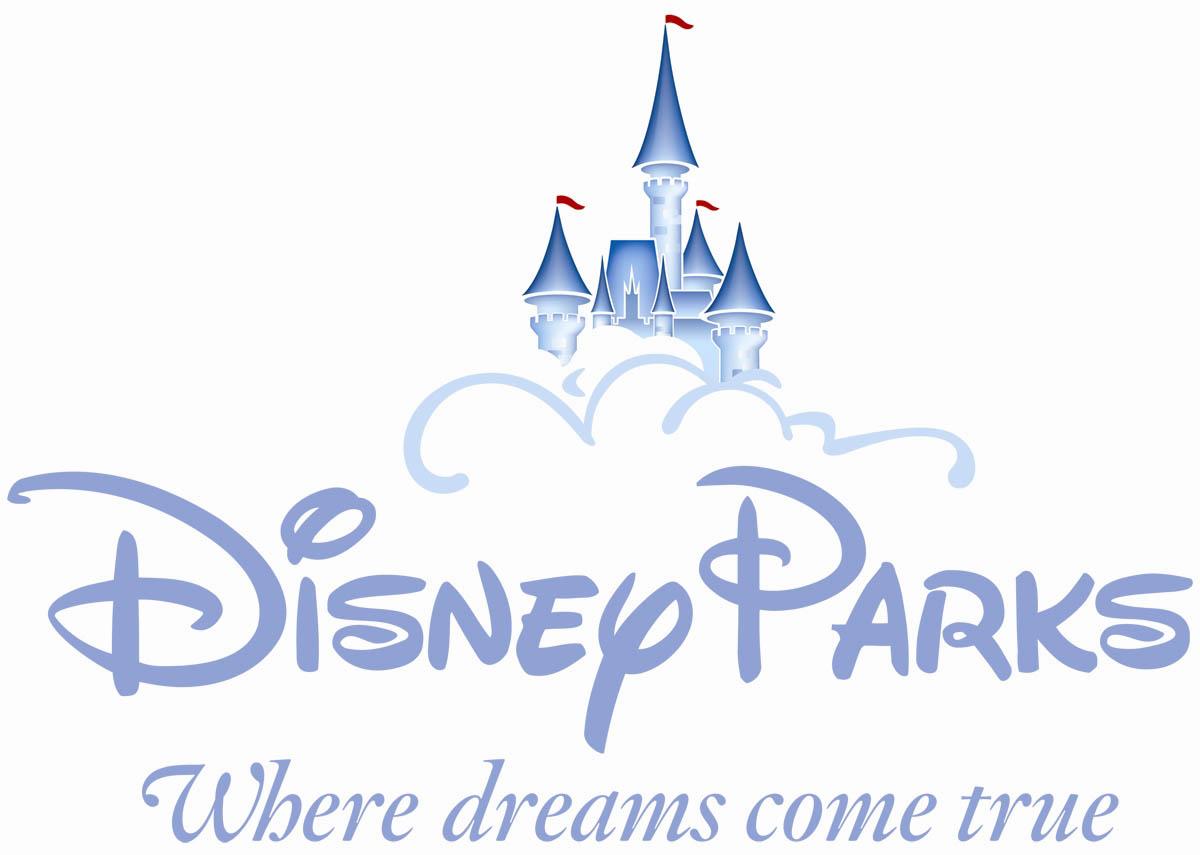 Walt Disney Theme Parks Logo
