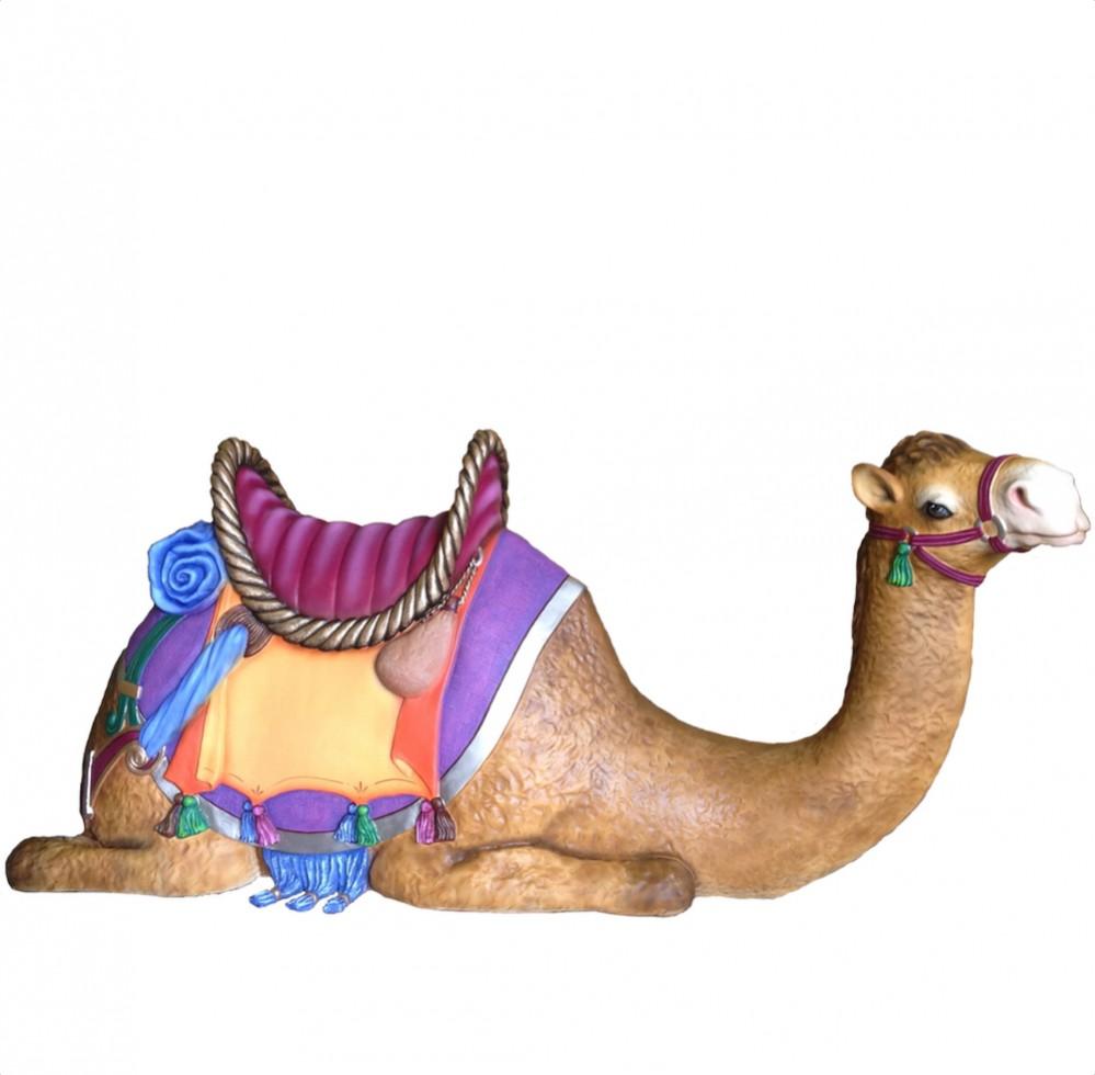 camel reclining